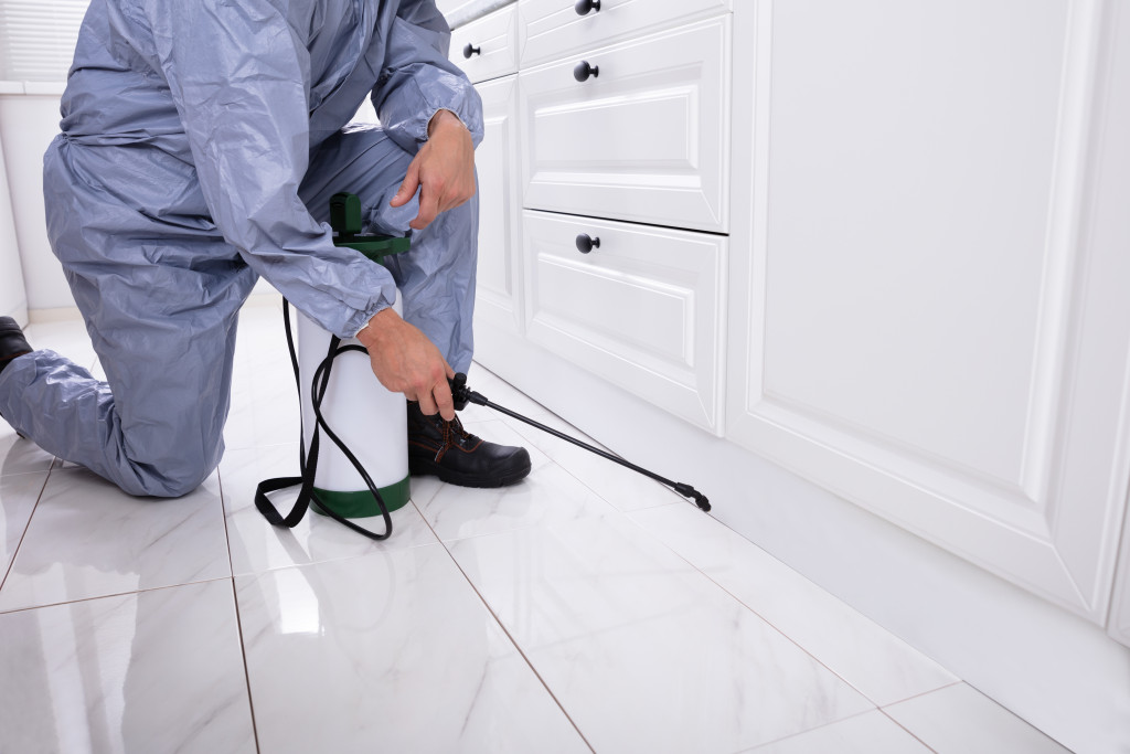 Sell Your Pest Control Business